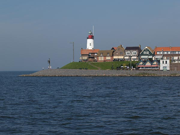 The Urk lighthouse