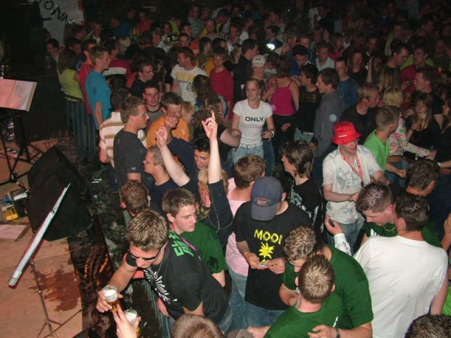 Barn party 'Big Borre' l 2006.