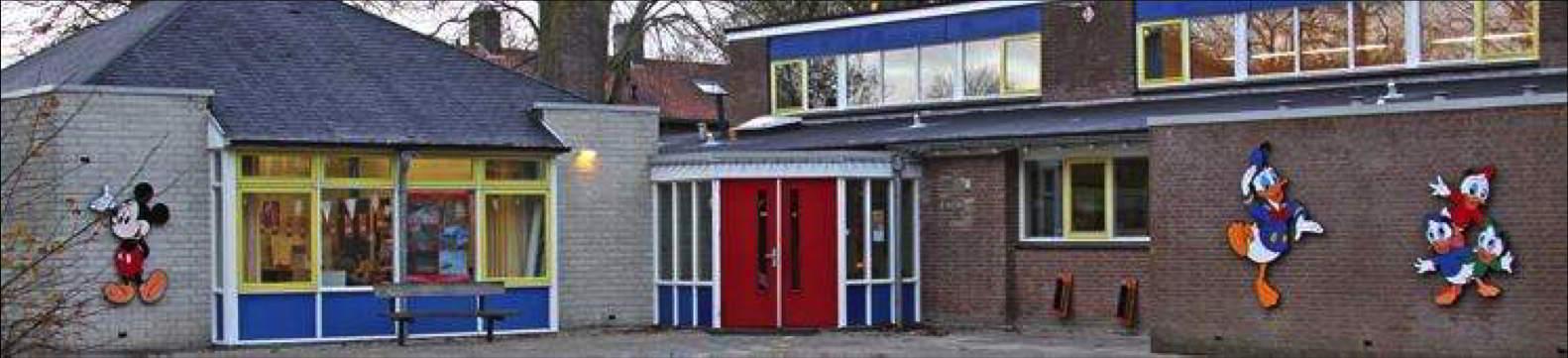 Nu: samenwerkingsschool De Wending.