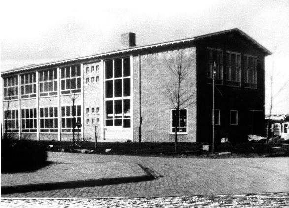 R.K. Uloschool (Bonifatius mavo)  in 1954.